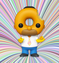 The Simpsons Funko Pop! Donut Head Homer (Pre-Order)