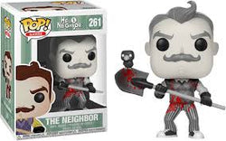 Hello Neighbor Funko Pop! The Neighbor (Bloody) #261