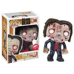 The Walking Dead Funko Pop! Tank Zombie (Bloody)