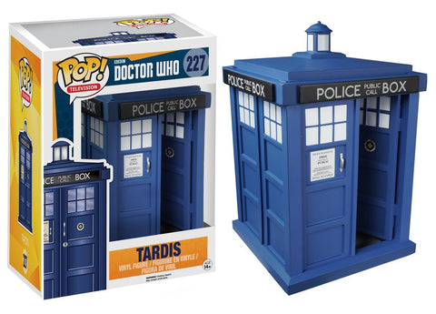 Doctor Who Funko Pop! Tardis #227