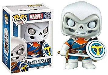 Marvel Funko Pop! Taskmaster #124