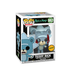 Rick and Morty Funko Pop! Teddy Rick Chase #662