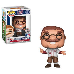 MLB Mascot Funko Pop! Teddy Roosevelt (Nationals) #15