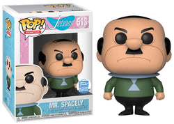 The Jetsons Funko Pop! Mr. Spacely #513