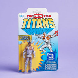 The New Teen Titans Funko Action Comics Cyborg