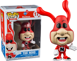 Ad Icons Funko Pop! The Noid #17