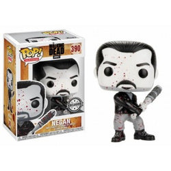 The Walking Dead Funko Pop! Negan (Black & White) #390