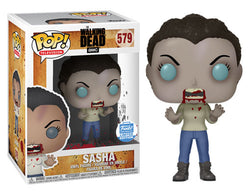 The Walking Dead Funko Pop! Sasha as Walker