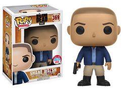 The Walking Dead Funko Pop! Shane Walsh (Shared Sticker)