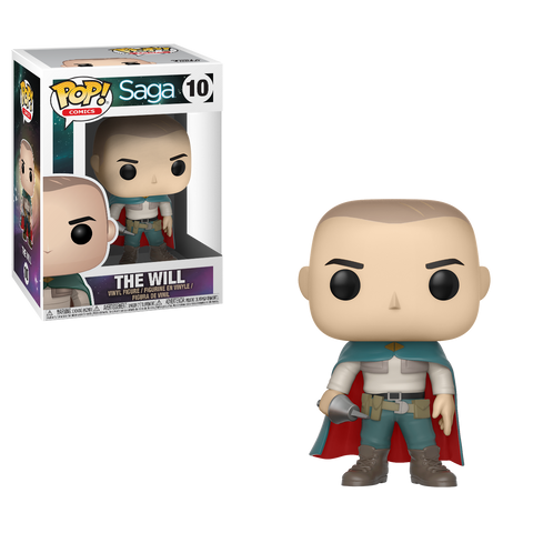 Saga Funko Pop! The Will #10
