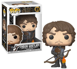 Game of Thrones Funko Pop! Theon (with Flaming Arrow) #81
