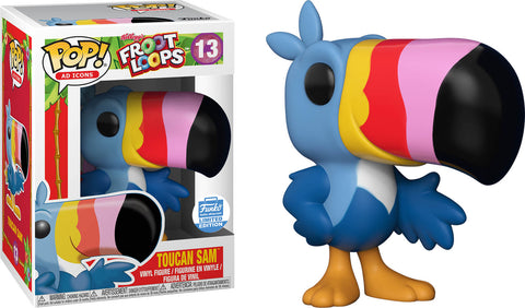 Ad Icons Funko Pop! Toucan Sam