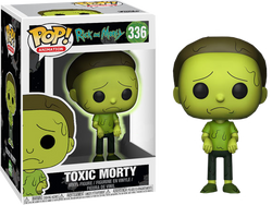 Rick and Morty Funko Pop! Toxic Morty #336
