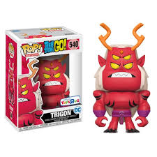 Teen Titans Funko Pop! Trigon #540
