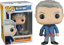 Doctor Who Funko Pop! Twelfth Doctor with Spoon