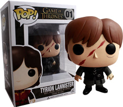 Game of Thrones Funko Pop! Tyrion Lannister (Scarred)