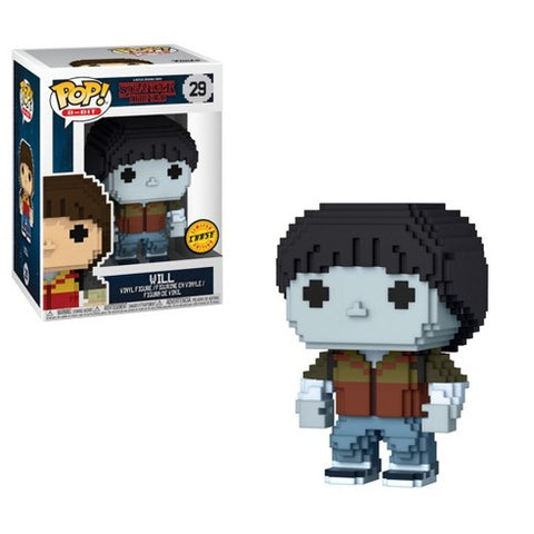 8-Bit Funko Pop! Upside Down Will CHASE