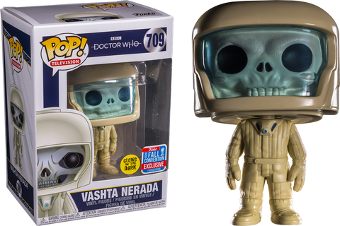 Doctor Who Funko Pop! Vashta Nerada (Shared Sticker) #709