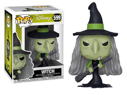 Nightmare Before Christmas Funko Pop! Witch #599