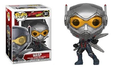 Ant-Man and the Wasp Funko Pop! Wasp #341