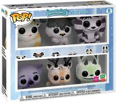 Wetmore Forest Funko Pop! Flocked 6 Pack (Winter Series) (12 Days)