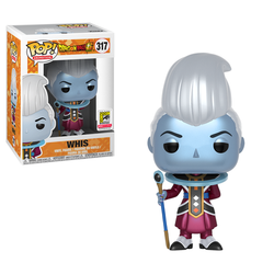Dragon Ball Super Funko Pop! Whis (Metallic) #317