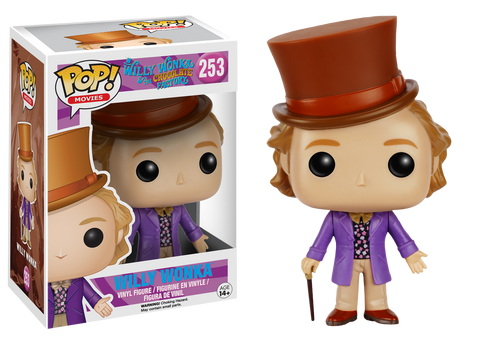 Willy Wonka Funko Pop! Willy Wonka