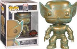 Marvel Funko Pop! Wolverine (Patina) #496