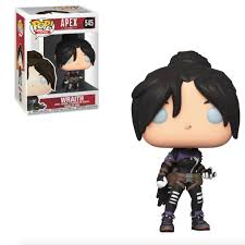 Apex Legends Funko Pop! Wraith #545
