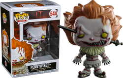 IT Funko Pop! Pennywise (Wrought Iron) #544