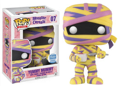 Ad Icons Funko Pop! Yummy Mummy #07