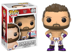 WWE Funko Pop! Zack Ryder (Shared Sticker) #44