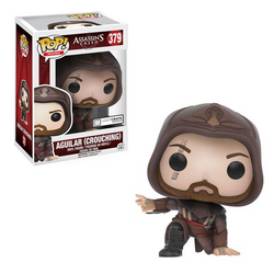 Assassin's Creed Funko Pop! Aguilar (Crouching) #379