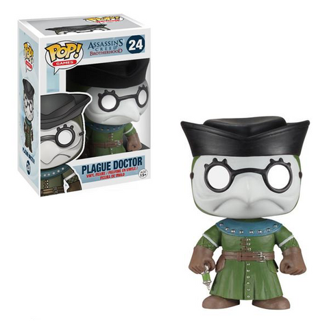 Assassin's Creed Funko Pop! Plague Doctor #24