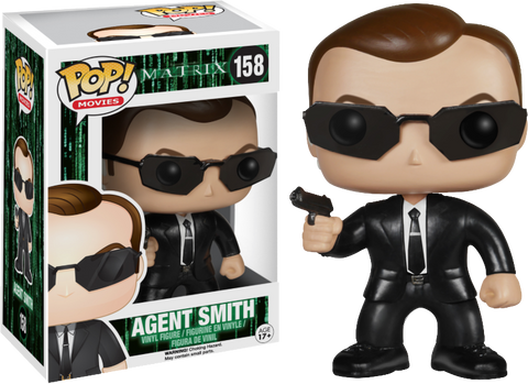 The Matrix Funko Pop! Agent Smith