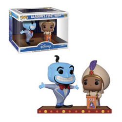 Disney Funko Pop! Aladdin's First Wish #409