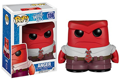Inside Out Funko Pop! Anger
