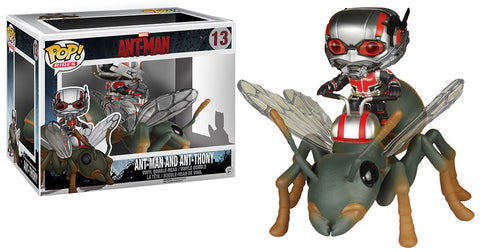 Ant-Man Funko Pop! Ant-Man and Ant-Thony