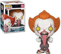 IT Chapter 2 Funko Pop! Pennywise (with Dog Tongue) #781