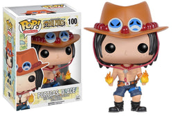 One Piece Funko Pop! Portgas. D. Ace #100