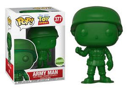 Toy Story Funko Pop! Army Man (Shared Sticker) #377