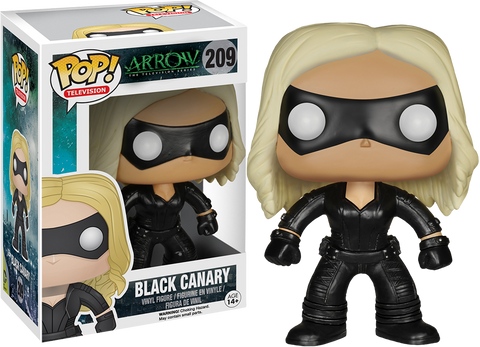 Arrow Funko Pop! Black Canary