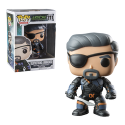 Arrow Funko Pop! Deathstroke: Unmasked