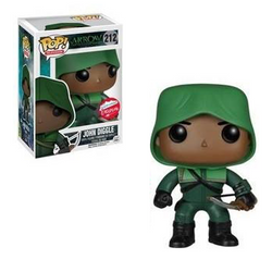Arrow Funko Pop! John Diggle #212