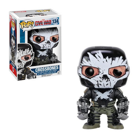 Captain America: Civil War Funko Pop! Crossbones