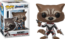 Avengers Endgame Funko Pop! Rocket #462