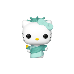 Hello Kitty Funko Pop! Sanrio (Lady Liberty) (Shared Sticker) #27