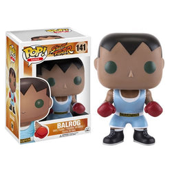 Street Fighter Funko Pop! Balrog #141