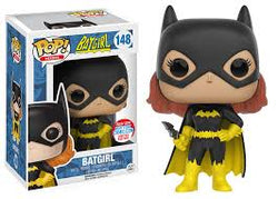 Batgirl Funko Pop! Batgirl (Shared Sticker) #148