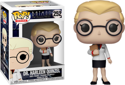 Batman: The Animated Series Funko Pop! Dr. Harleen Quinzel #252